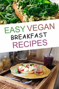 When you are looking for vegan breakfast recipes, these easy ideas are perfect to start your day. You can eat a burrito, casserole, sandwich, muffin, or smoothie. These plnat based options make… More