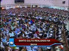 O Tempo de Igreja e seus Perigos: Bispo Francisco Decothé, Bahia-BA 20/01/2013 - YouTube
