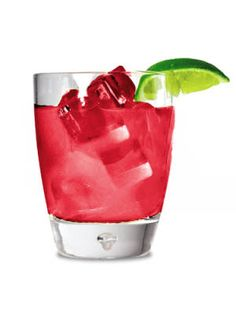 Red Splash (Tequila, pinot noir, agave nectar,  grapefruit soda)