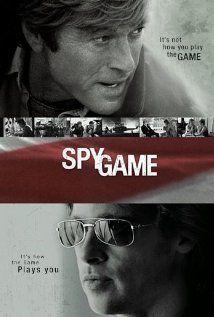 Jogo de Espiões (Spy Game) - Tony Scott Une vraie histoire comme il n'y en a plus de nos jours...