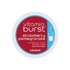 Vitamin Burst® Strawberry Pomegranate