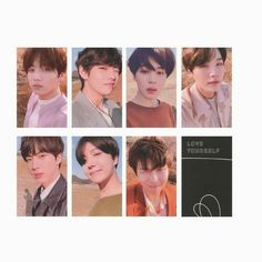 BTS Love Yourself Tear Photocard · army's shop · Online Store Powered by Storenvy Jhope, Bts Bangtan Boy, Taehyung, Foto Bts, K Pop, Bts Polaroid, Polaroids, Concept Album, Album Bts
