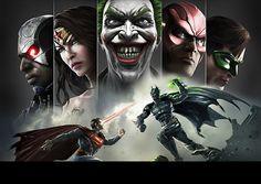 Injustice ile DC Comics hayranlarını bir dövüş ziyafeti bekliyor. Levent Pekcan ve Murat Gamsız inceleme bahanesiyle oyuna dalıyor.