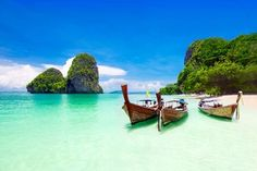 Set in the Andaman Sea northeast of Phuket, Phang Nga embodies some of the world's most spectacular wonders — and sea kayaking is perhaps the only way to truly appreciate the stunning beauty of its towering limestone cliffs, strange karst islets, narrow channels and mangrove forests.