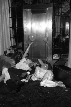 Tod Papageorge (b.1940) 'Studio 54' 1977