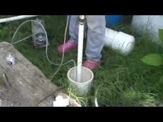 Brumbert Airlift Water Pump - YouTube