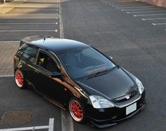 Honda Civic Type-R 2 doors 2002