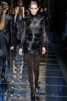 Gigi Hadid #balmain #favourite