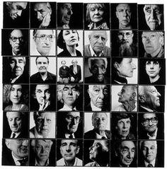 Philosophers I and II - by Steve Pyke