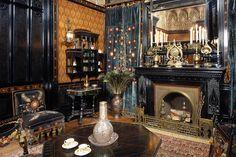 Gilded Age Design: Arabella Worsham's New York Brownstone Decor