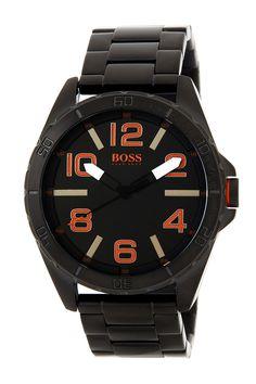 HUGO BOSS   Men's Berlin Bracelet Watch   Nordstrom Rack