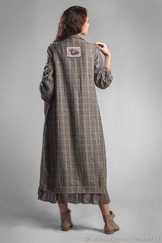 Abaya Fashion, Muslim Fashion, Modest Fashion, Fashion Dresses, Look Fashion, Runway Fashion, Fashion Design, Linen Dresses, Cotton Dresses