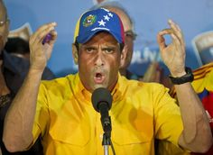 Maduro obtém vitória apertada que Capriles não reconhece | Maduro teve 50,66% dos votos, enquanto Capriles obteve 49,07%, segundo informou o Conselho Nacional Eleitoral (CNE) com 99,12% dos votos apurados, de uma eleição convocada após a morte de Chávez no dia 5 de março. http://mmanchete.blogspot.com.br/2013/04/maduro-obtem-vitoria-apertada-que.html#.UWwx9bVQGSo