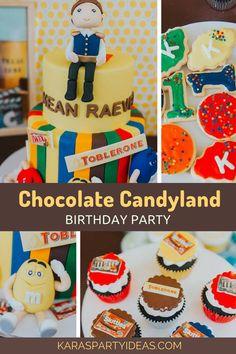 Chocolate Candyland