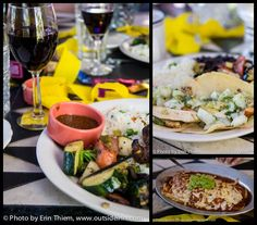 Eating Out: Grass Valley, dine at Diego's Chilean food with outdoor patio, photos by Erin Thiem, Outside Inn