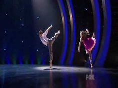Lauren and Kent dance Collide on SYTYCD. Choreographed by Travis Wall. Love this.
