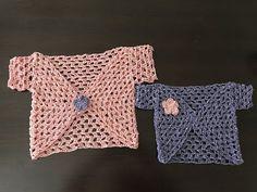 Bolero o torera niña  a crochet muy facil a juego con vestido - YouTube