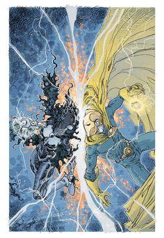 Dr Fate vs Eclipso by Mario Alberti Comic Book Characters, Comic Character, Comic Books, Character Design, Kent Nelson, Marvel Dc, Marvel Comics, Supernatural, Cartoons