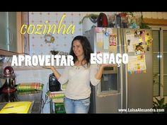 Luisa Alexandra: Aproveitar Espaço na Cozinha • VÍDEO