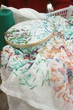 縫うこと、繰りかえすこと-Nui Project : ICIRI・PICIRIの小さな窓