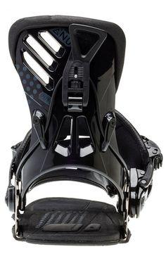 GNU Freedom Binding Black 17/18 Snowboard Bindings, Golf Bags, Outdoor Gear, Baby Car Seats, Freedom, Gung Ho, Confidence, Black, Handle