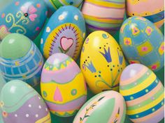Mamaw's Place: The Multi-Colors of Easter