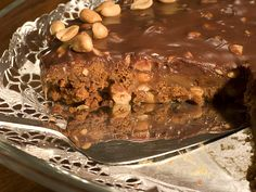 Snickers-piiras Nutella, Sweets, Beef, Chocolate, Desserts, Recipes, Food, Healthy, Sweet Pastries
