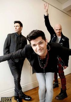 The Script. Gonna see them tomorrow with the gurl!