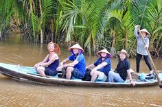 My Tho and Ben Tre Day Trip from Saigon Enjoy this private day trip from Saigon and visit My Tho and Ben Tre in the heart of Mekong Delta region. Spend the day floating through waterways on an exploration of the lush Mekong Delta region & have an over view of local people life. Cruising along a vast network of canals and stroll around an orchard, taste many seasonal fruits and enjoy wonderful traditional music will offer you a reward experience.Your day starts with a pick ...