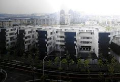 PROYECTANDO ARQUITECTURA 3.0: Viviendas en Fukuoka (Steven Holl)