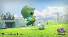 A booker nunca se le dieron bien los deportes! - Imagenes de los Glumpers - Glumpers cartoon pictures