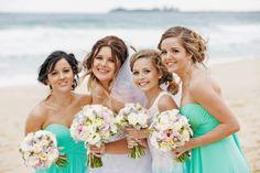 Beautiful girls on a cold day! @Rebecca Skilling Photography. #qldbrides #wedding #weddingphotography