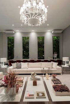 ***Luxe Living Room : Designed by Lidia Maciel***