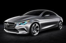 Mercedes Benz concept style