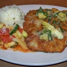 Bonefish Grill Recipes | Parm crusted rainbow trout