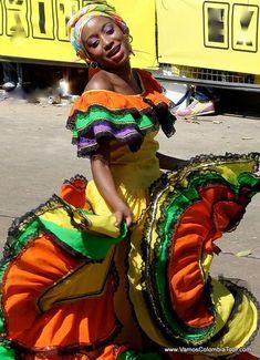 Peuple de Colombie : MÉGADIVERS comme l'UNIVERS