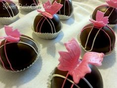 Butterfly Cake Ball Delights