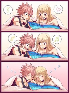 Can't understand it but it's nalu Fairy Tail Nalu, Fairy Tail Ships, Fairy Tail Meme, Fairy Tail Quotes, Fairy Tail Comics, Fairy Tail Natsu And Lucy, Manga Anime, Fanarts Anime, Fairy Tail Family