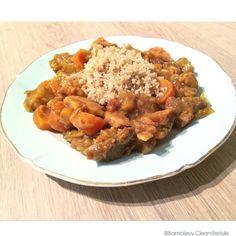 Une wonderwomum végétarienne qui mange en plus sans gluten !: 2 plats d'automne-hiver IN-RA-TA-BLEUH!!