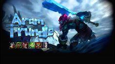 Trundle ARAM - Ultimate Bravery Season 7, Hd Wallpaper, Wallpapers, League Of Legends, Esports, Gaming, Watch, Random, Videos