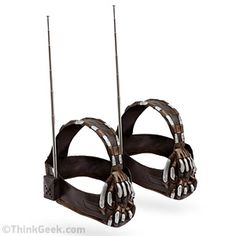 This is too cool- Think Geek Bane Mask Walky Talkies. OMG!!!! 8D
