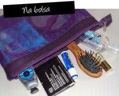 Necessaire de viagem Archives | Coisas De Diva - Resenhas de cosméticos, maquiagem, truques de beleza e um toque de moda. Um blog de Curitiba!