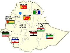 Ethiopia Religion | ... of The Federal Democratic Republic of Ethiopia - Regional States