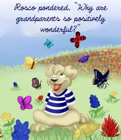 Happy National Grandparent Day 2014 National Grandparents Day, Childrens Books, Positivity, Education, Happy, Kids, Character, Children's Books, Young Children