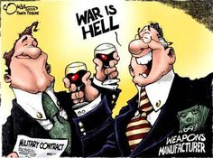 War is hell weapons manufacturer | Anonymous ART of Revolution
