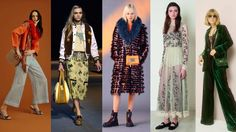 Pre-Fall Collections 2017: Fashion Trends to Look for This Year