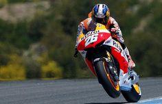 """MotoGP - Pedrosa: """"Temos de ter os pés no chão e continuar a trabalhar"""""""