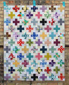 Quilt by Golly Patterns for Suppose Quilt Boutique. Written by Jo Thomas.