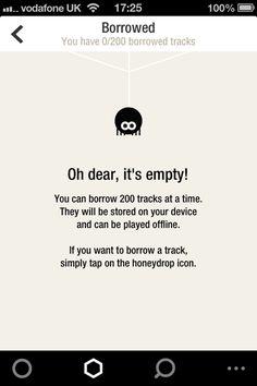 Empty States (Bloom.fm) - http://emptystat.es/