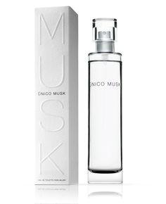 UNICO MUSK packaging by Lavernia Cienfuegos- minimal